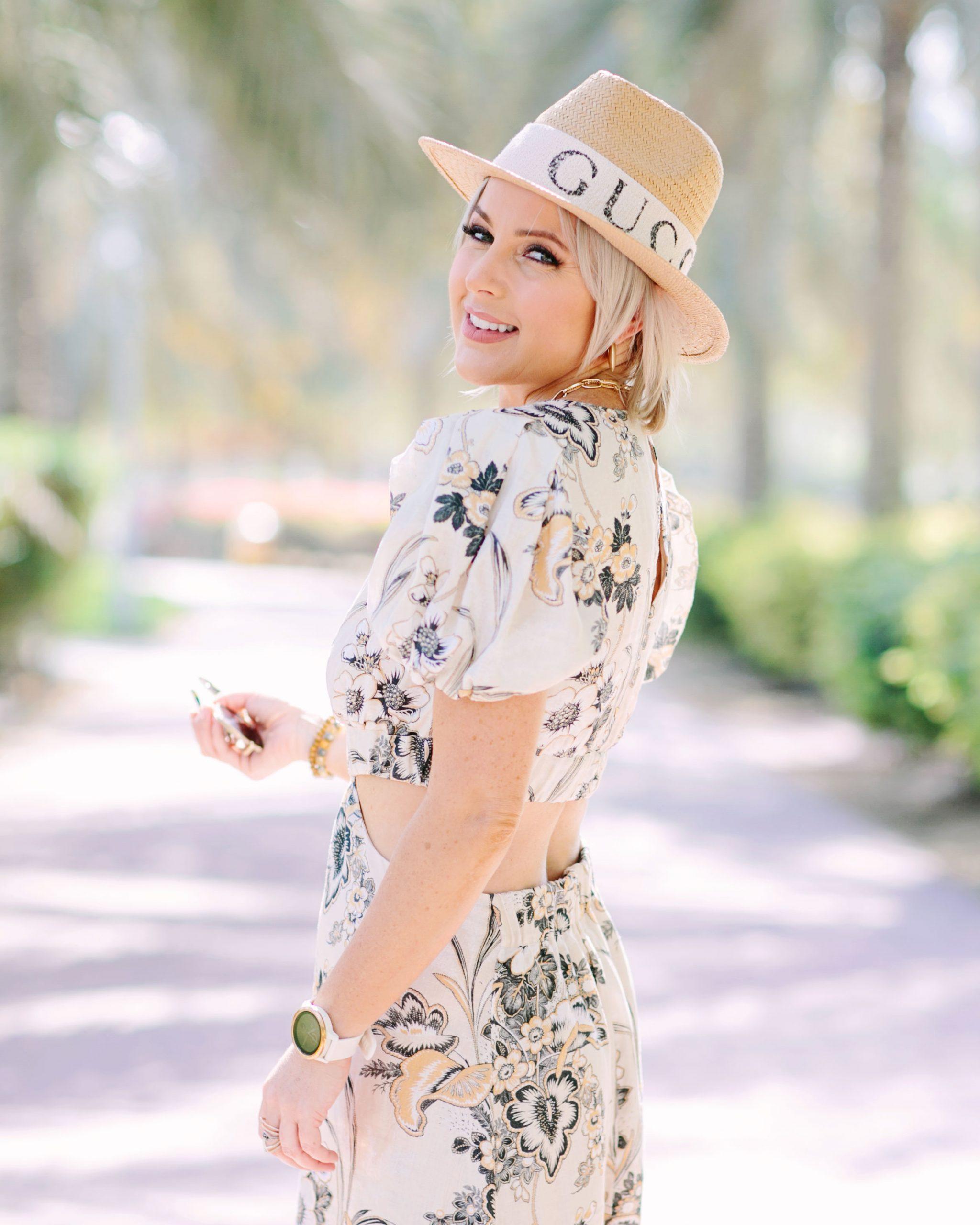 Summer Style Essentials: Summer Hat