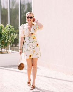 Summer Essentials: Floral Frock