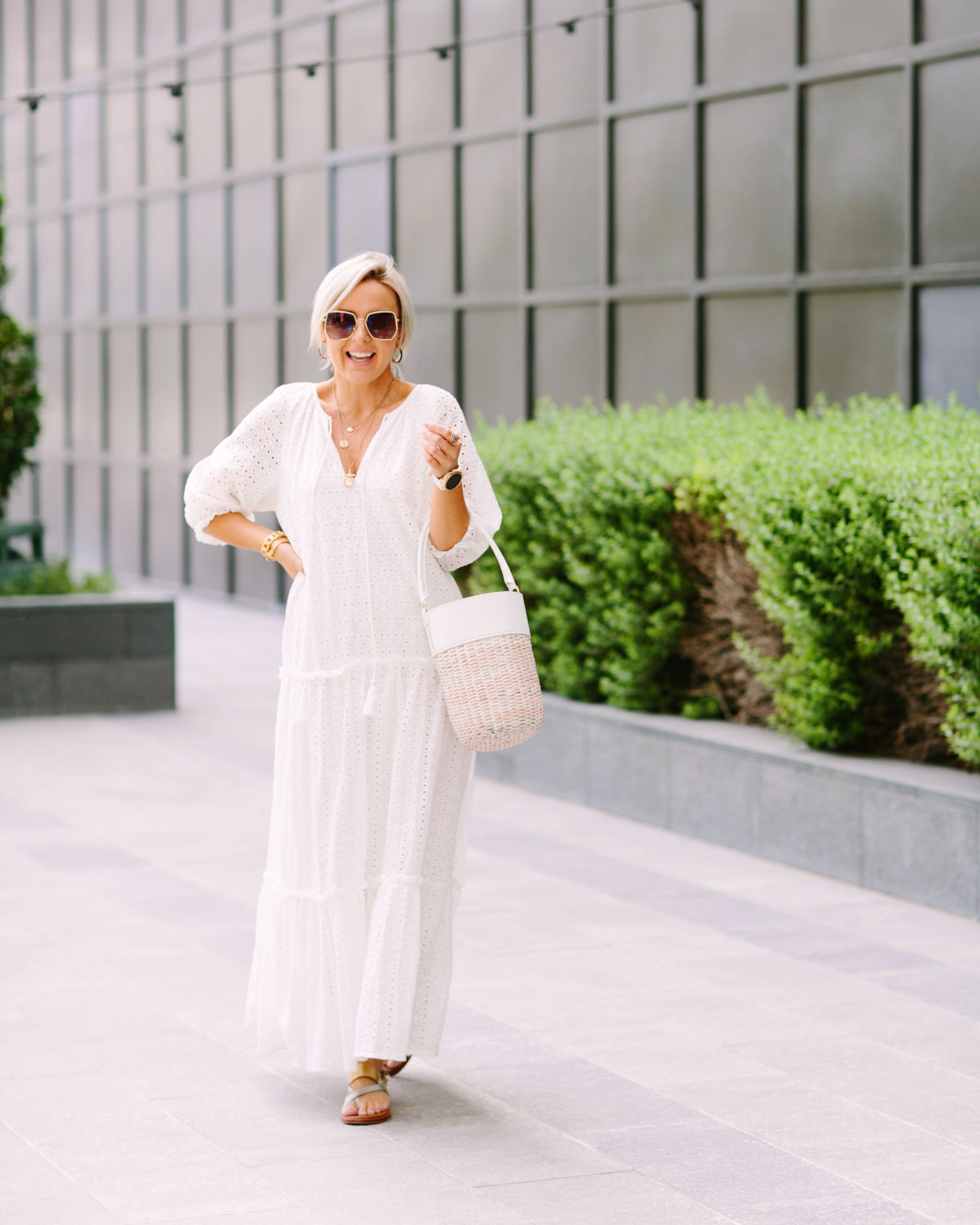 Summer Essentials: White Dress